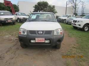 PICK UP DOBLE CABINA NISSAN FRONTIER